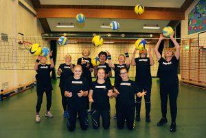 151119 volleyball gruppebilete 2